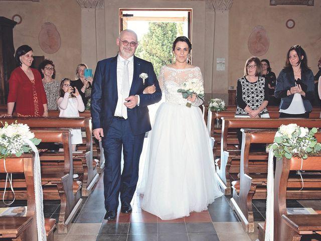 Il matrimonio di Cristina e March a San Zenone degli Ezzelini, Treviso 7