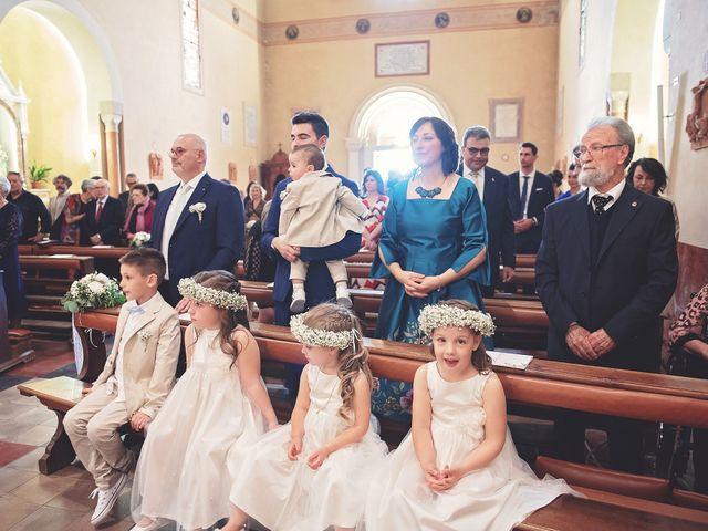 Il matrimonio di Cristina e March a San Zenone degli Ezzelini, Treviso 8