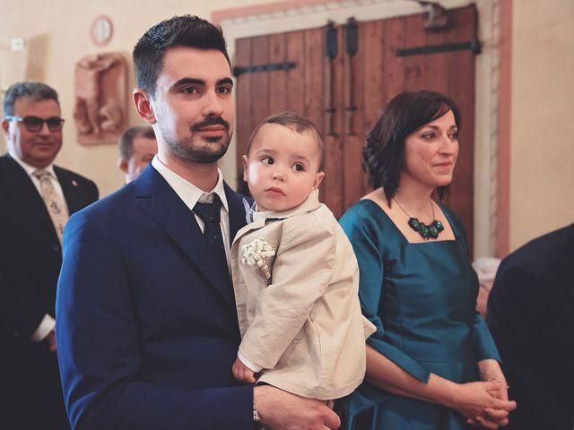 Il matrimonio di Cristina e March a San Zenone degli Ezzelini, Treviso 9
