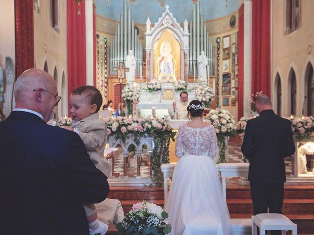 Il matrimonio di Cristina e March a San Zenone degli Ezzelini, Treviso 10