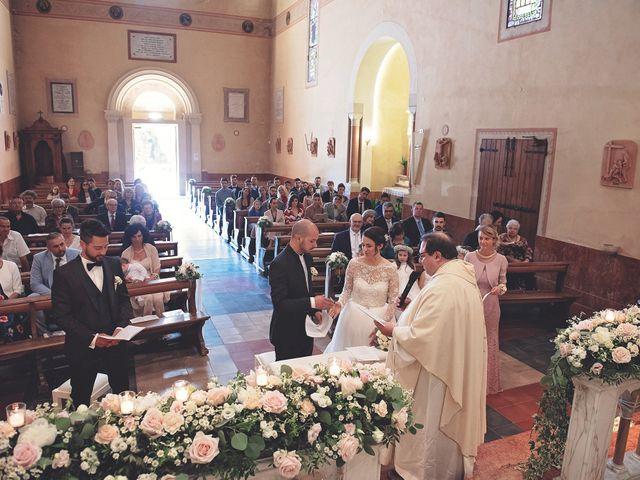 Il matrimonio di Cristina e March a San Zenone degli Ezzelini, Treviso 11