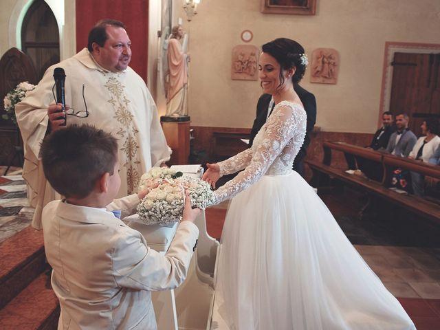 Il matrimonio di Cristina e March a San Zenone degli Ezzelini, Treviso 12