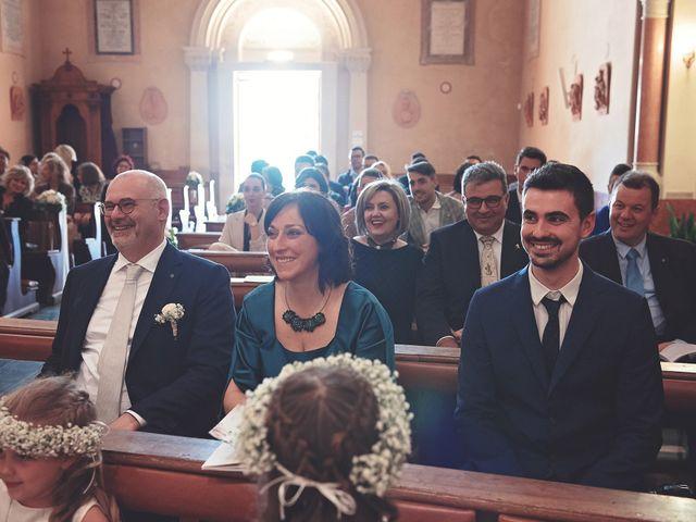 Il matrimonio di Cristina e March a San Zenone degli Ezzelini, Treviso 13