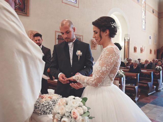 Il matrimonio di Cristina e March a San Zenone degli Ezzelini, Treviso 14