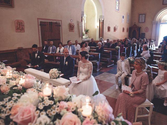 Il matrimonio di Cristina e March a San Zenone degli Ezzelini, Treviso 16