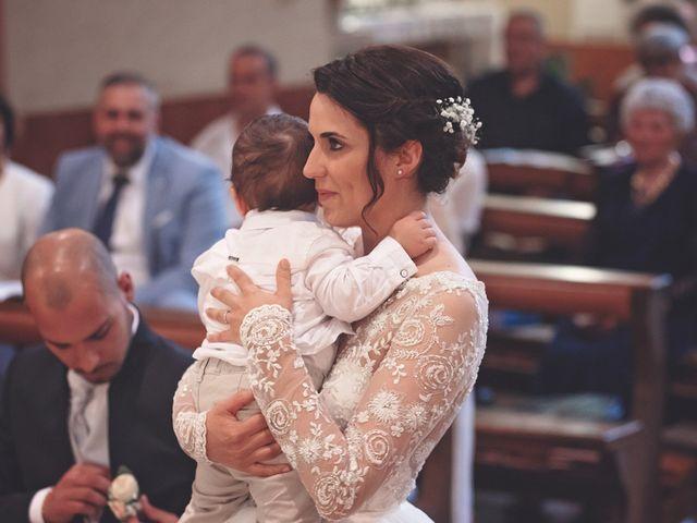Il matrimonio di Cristina e March a San Zenone degli Ezzelini, Treviso 17