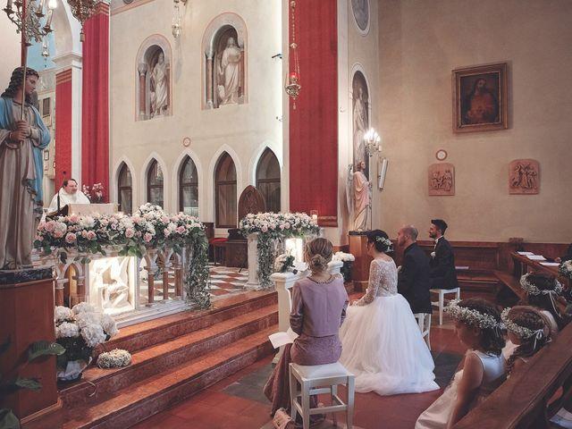 Il matrimonio di Cristina e March a San Zenone degli Ezzelini, Treviso 19