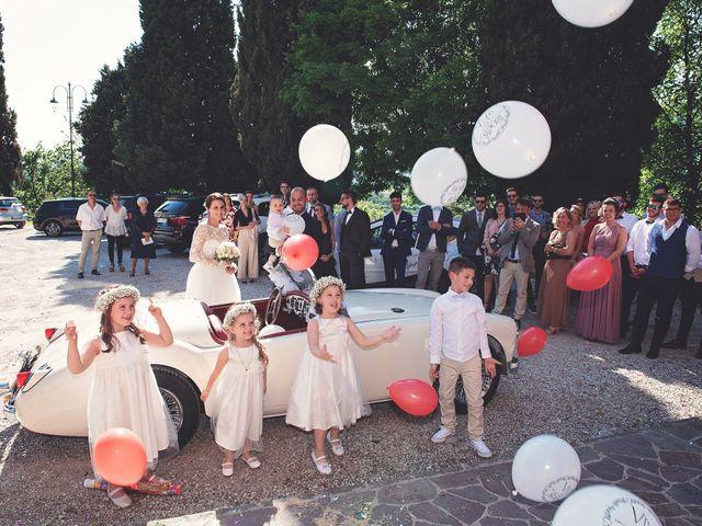 Il matrimonio di Cristina e March a San Zenone degli Ezzelini, Treviso 25