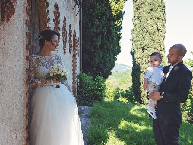 Il matrimonio di Cristina e March a San Zenone degli Ezzelini, Treviso 28