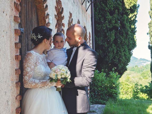 Il matrimonio di Cristina e March a San Zenone degli Ezzelini, Treviso 29