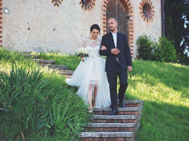 Il matrimonio di Cristina e March a San Zenone degli Ezzelini, Treviso 31