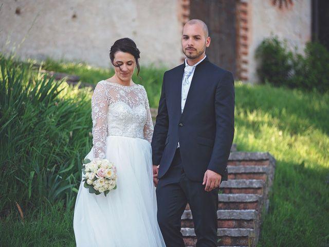 Il matrimonio di Cristina e March a San Zenone degli Ezzelini, Treviso 32