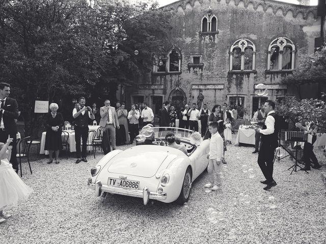 Il matrimonio di Cristina e March a San Zenone degli Ezzelini, Treviso 41