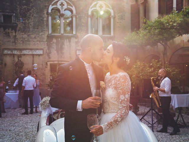 Il matrimonio di Cristina e March a San Zenone degli Ezzelini, Treviso 42
