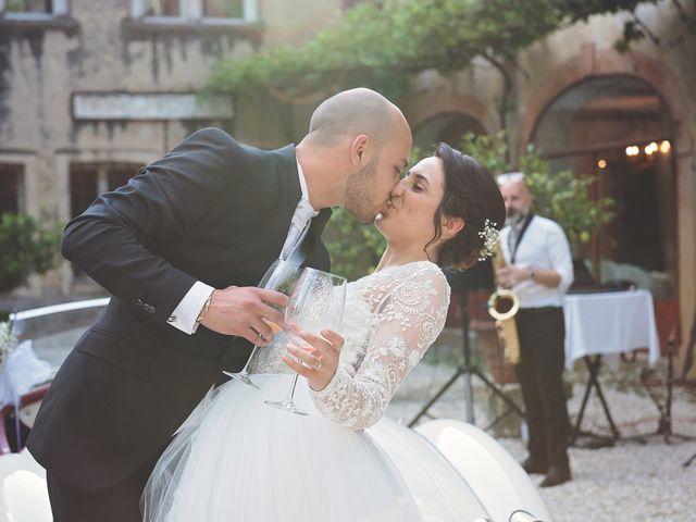 Il matrimonio di Cristina e March a San Zenone degli Ezzelini, Treviso 43