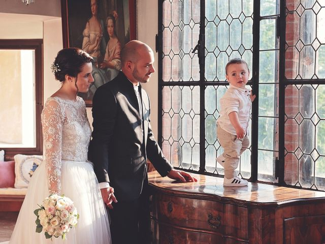 Il matrimonio di Cristina e March a San Zenone degli Ezzelini, Treviso 50