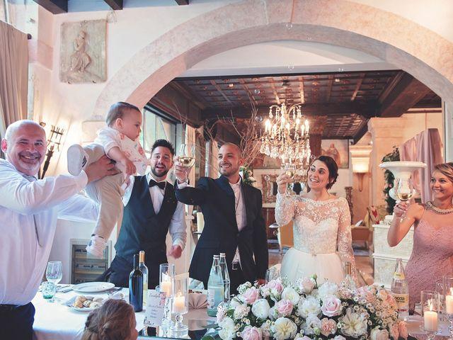 Il matrimonio di Cristina e March a San Zenone degli Ezzelini, Treviso 53