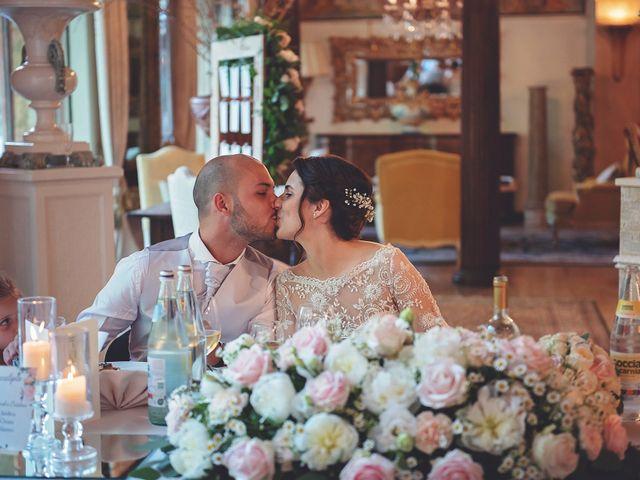 Il matrimonio di Cristina e March a San Zenone degli Ezzelini, Treviso 54