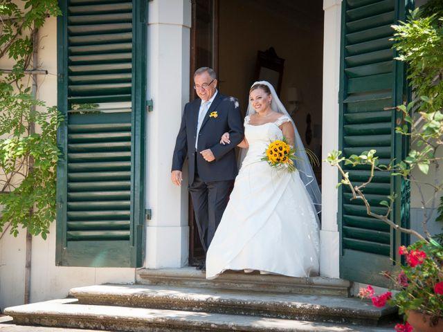 Il matrimonio di Tiziano e Giada a Lamporecchio, Pistoia 16