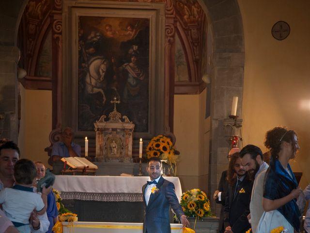 Il matrimonio di Tiziano e Giada a Lamporecchio, Pistoia 19