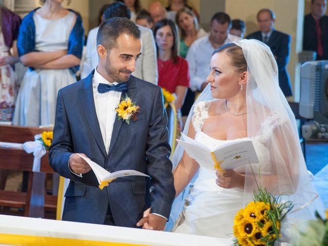 Il matrimonio di Tiziano e Giada a Lamporecchio, Pistoia 22