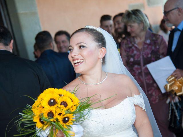 Il matrimonio di Tiziano e Giada a Lamporecchio, Pistoia 33