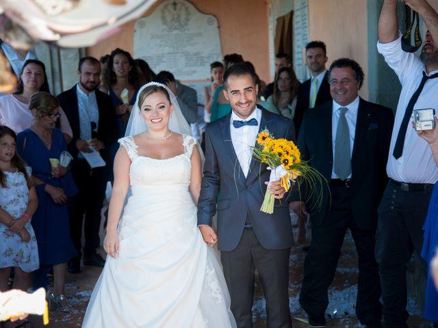Il matrimonio di Tiziano e Giada a Lamporecchio, Pistoia 35