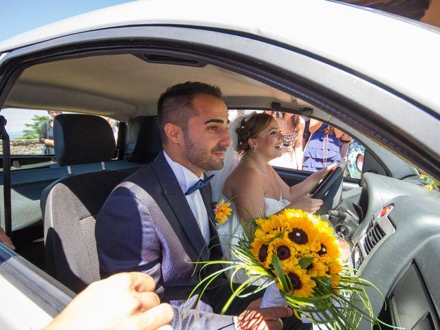 Il matrimonio di Tiziano e Giada a Lamporecchio, Pistoia 36