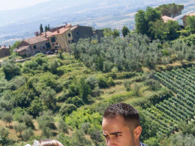 Il matrimonio di Tiziano e Giada a Lamporecchio, Pistoia 40