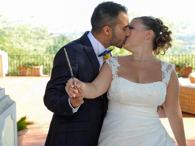 Il matrimonio di Tiziano e Giada a Lamporecchio, Pistoia 52