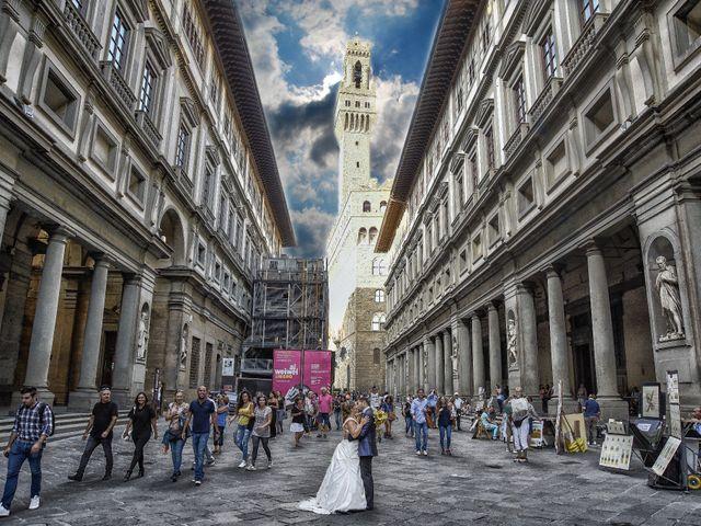 Il matrimonio di Tiziano e Giada a Lamporecchio, Pistoia 53