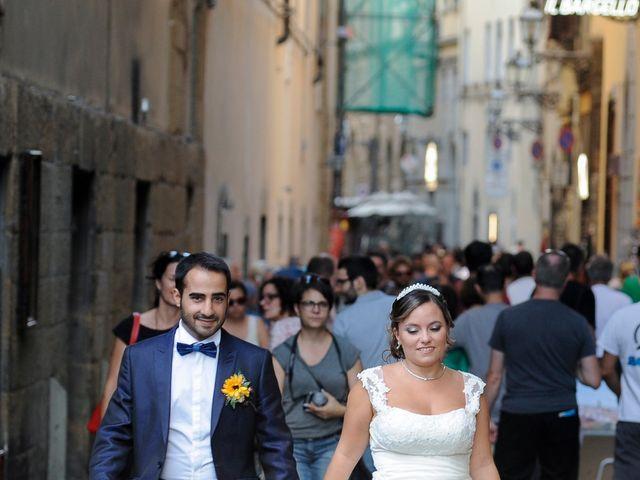 Il matrimonio di Tiziano e Giada a Lamporecchio, Pistoia 55