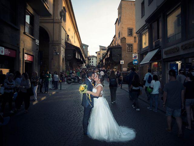 Il matrimonio di Tiziano e Giada a Lamporecchio, Pistoia 56