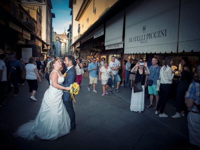 Il matrimonio di Tiziano e Giada a Lamporecchio, Pistoia 57