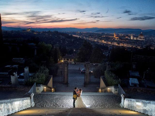Il matrimonio di Tiziano e Giada a Lamporecchio, Pistoia 60