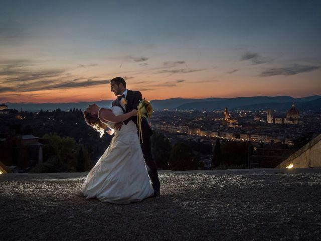 Il matrimonio di Tiziano e Giada a Lamporecchio, Pistoia 61