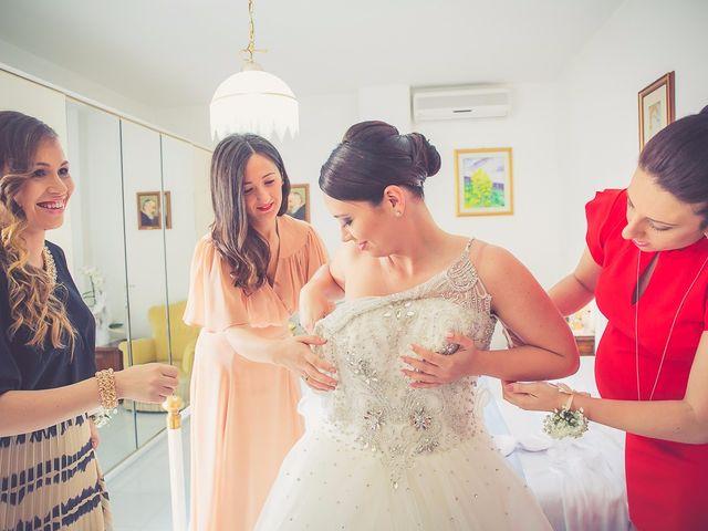 Il matrimonio di Fabrizio e Valentina a Corropoli, Teramo 7
