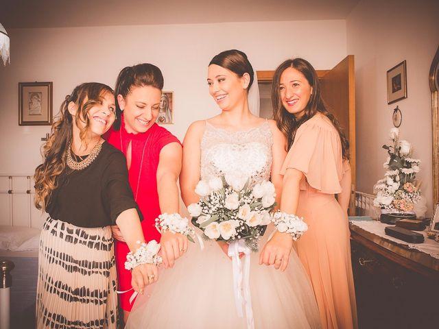 Il matrimonio di Fabrizio e Valentina a Corropoli, Teramo 11