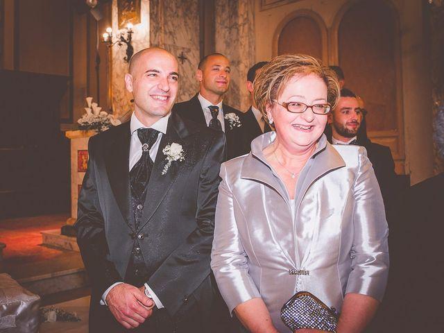 Il matrimonio di Fabrizio e Valentina a Corropoli, Teramo 13