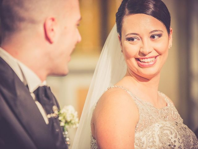 Il matrimonio di Fabrizio e Valentina a Corropoli, Teramo 17