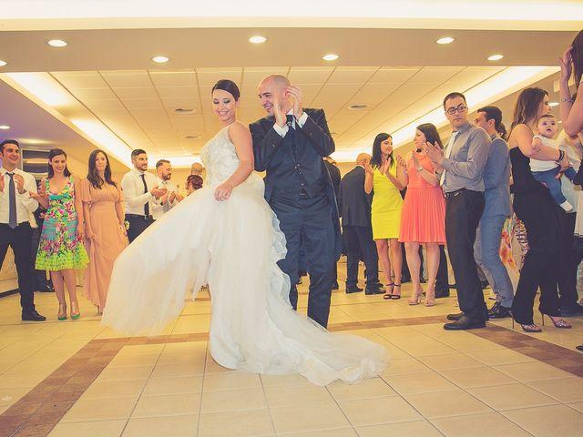 Il matrimonio di Fabrizio e Valentina a Corropoli, Teramo 25