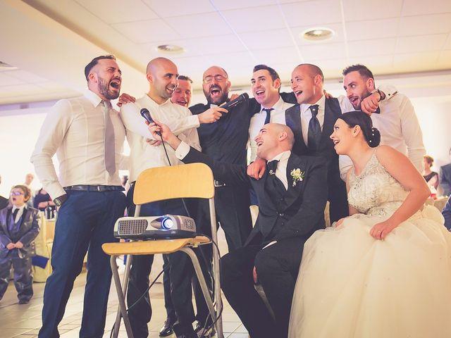 Il matrimonio di Fabrizio e Valentina a Corropoli, Teramo 26