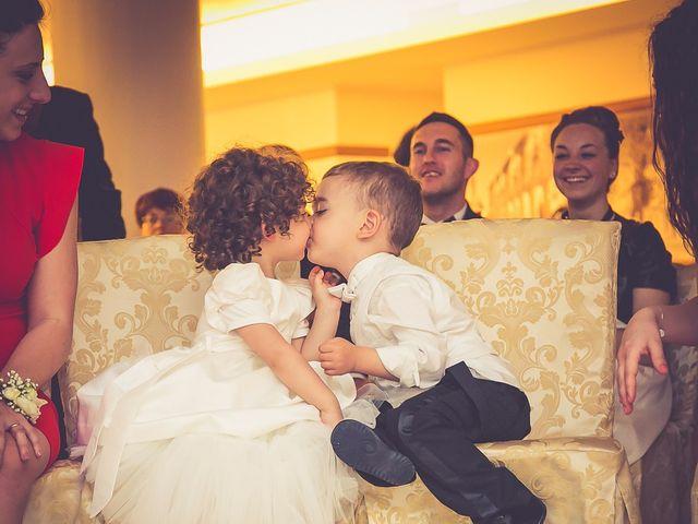 Il matrimonio di Fabrizio e Valentina a Corropoli, Teramo 28