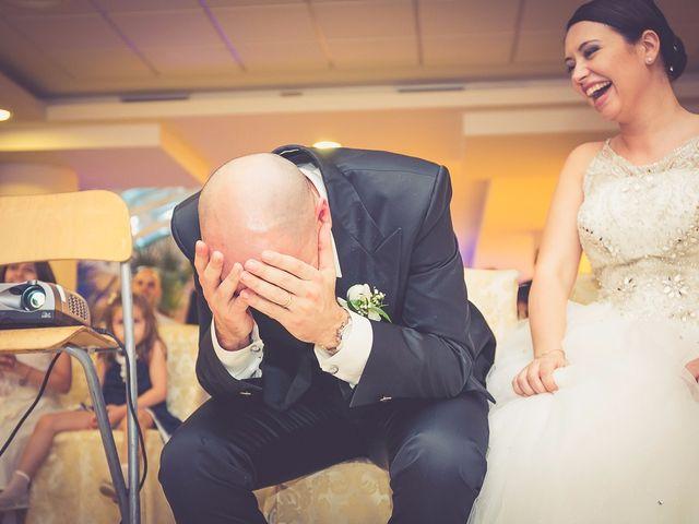 Il matrimonio di Fabrizio e Valentina a Corropoli, Teramo 29
