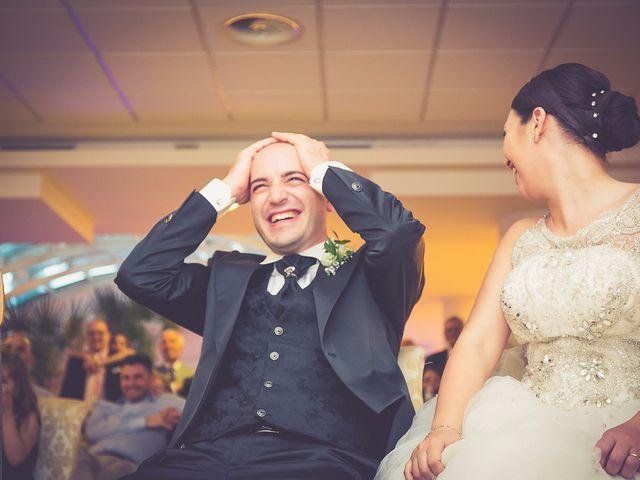 Il matrimonio di Fabrizio e Valentina a Corropoli, Teramo 30