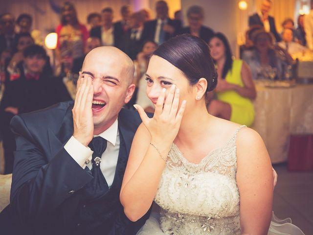 Il matrimonio di Fabrizio e Valentina a Corropoli, Teramo 33
