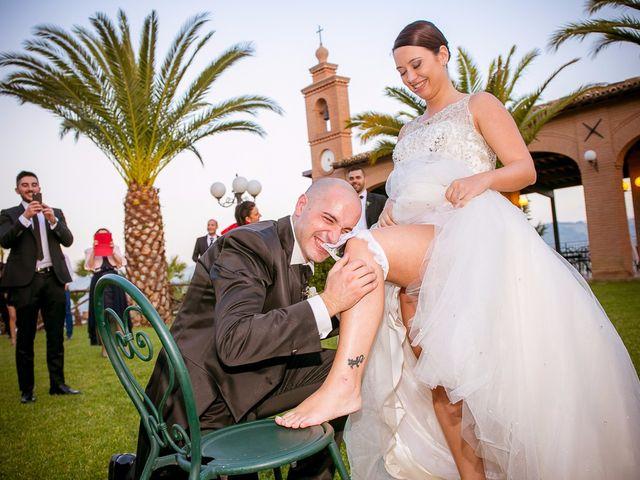 Il matrimonio di Fabrizio e Valentina a Corropoli, Teramo 34