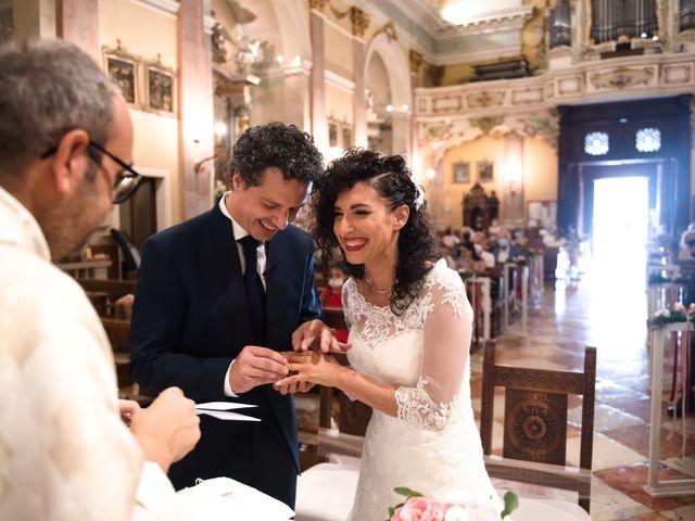 Il matrimonio di Michele e Manuela a Badia Polesine, Rovigo 28