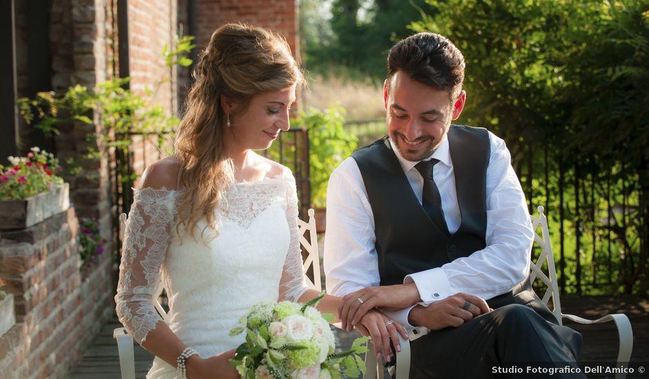 Il matrimonio di Pietro e Lisa a Pieveottoville, Parma