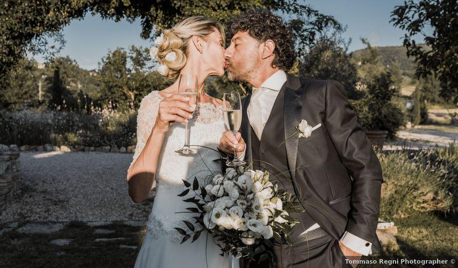 Il matrimonio di Nicola e Sara a Perugia, Perugia